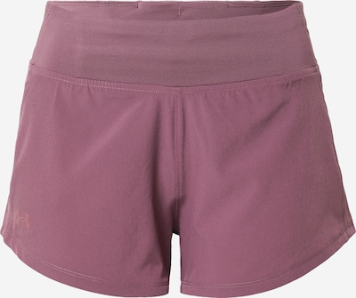 UNDER ARMOUR Shorts in pflaume, Produktansicht