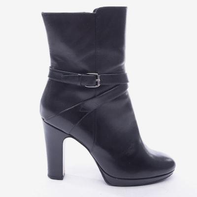 Max Mara Dress Boots in 37 in Black, Item view