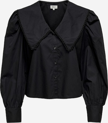 ONLY Bluse 'Thea' in Schwarz
