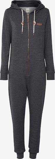 Oxmo Jumpsuit in de kleur Donkergrijs, Productweergave
