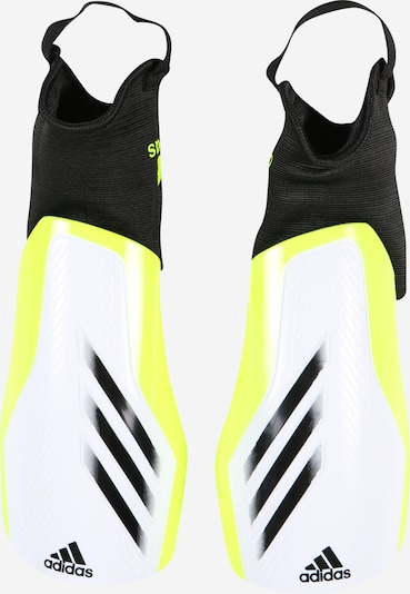 ADIDAS PERFORMANCE Protector in Neon green / Black / White, Item view