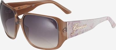 bézs / barna GUESS Napszemüveg, Termék nézet