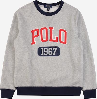 POLO RALPH LAUREN Bluza w kolorze granatowy / nakrapiany szary / czerwonym, Podgląd produktu