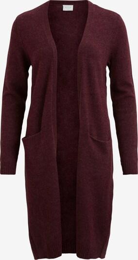 VILA Gebreid vest 'Ril' in de kleur Rood, Productweergave