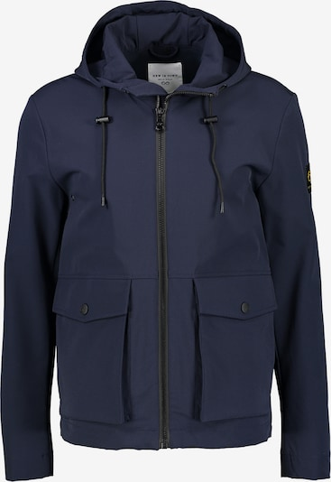 NEW IN TOWN Outdoorjacke Outdoorjacke in blau, Produktansicht
