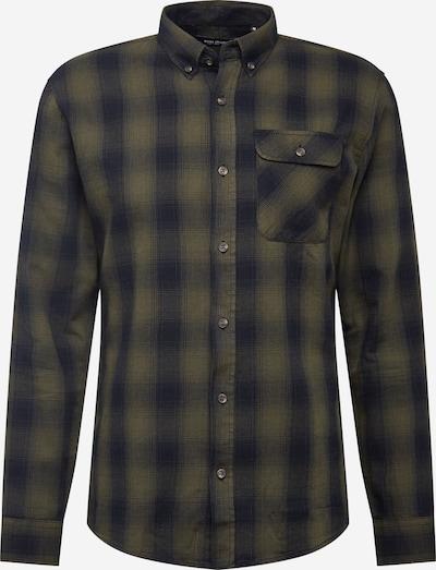 SHINE ORIGINAL Košile - khaki / černá, Produkt