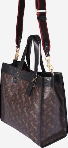 COACH Handväska i svart