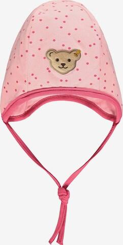 STEIFF Mütze in Pink