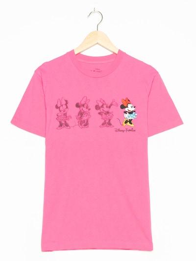 DISNEY T-Shirt in M in neonpink, Produktansicht