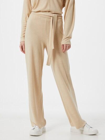 ABOUT YOU Pantalon 'Carin' en beige, Vue avec modèle