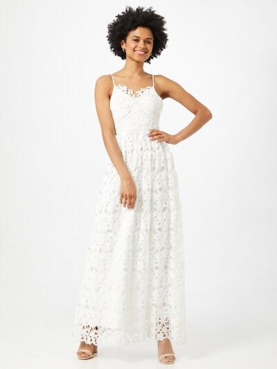 Y.A.S Kleid in weiß, Modelansicht