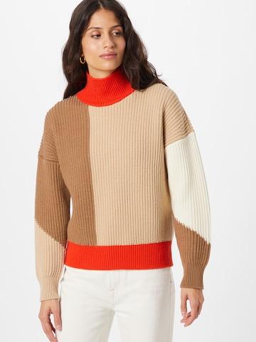 BOSS Pullover in Beige