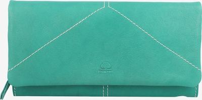 GREENBURRY Portemonnee in de kleur Groen: Vooraanzicht