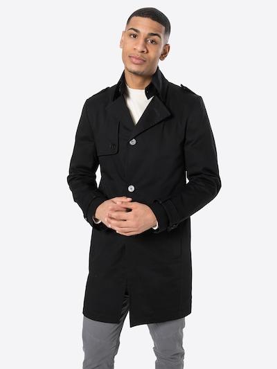 DRYKORN Abrigo de entretiempo 'SKOPJE' en negro, Vista del modelo