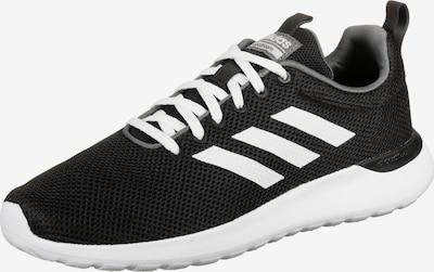 ADIDAS PERFORMANCE Sportschoen 'Lite Racer' in de kleur Grijs / Zwart / Wit, Productweergave
