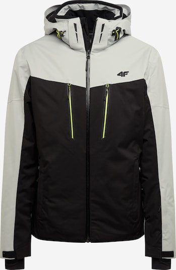 4F Outdoorová bunda 'MEN'S SKI JACKET' - světle šedá, Produkt