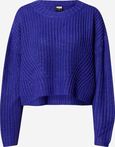 Urban Classics Lielizmēra džemperis zils / tumši lillā, Preces skats