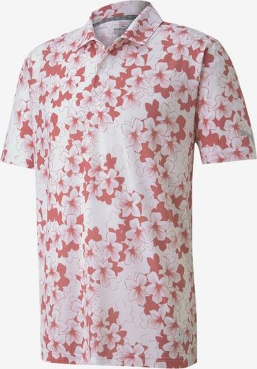 PUMA T-Shirt fonctionnel en rose pastel, Vue avec produit