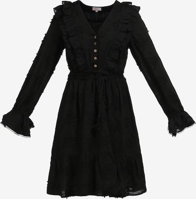 myMo NOW Sommerkleid in schwarz, Produktansicht