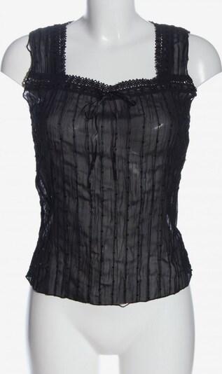 SISTERS POINT ärmellose Bluse in XS in schwarz, Produktansicht