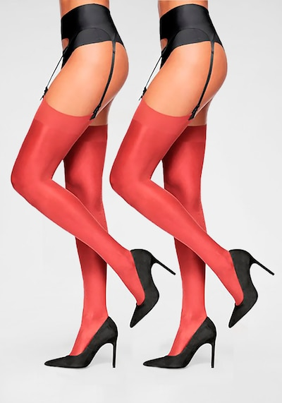 LASCANA Overknee socks in Red, Item view