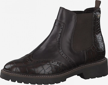 s.Oliver Chelsea Boots in Braun