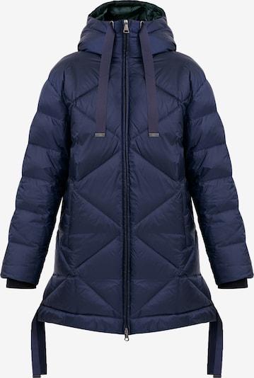 Finn Flare Wintermantel in de kleur Donkerblauw, Productweergave