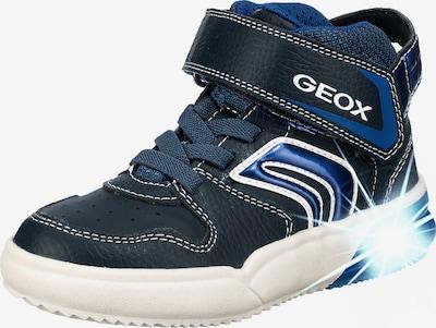 GEOX Sneaker 'Grayjay' in blau / navy / weiß, Produktansicht