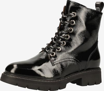 Nero Giardini Schnürstiefelette in schwarz, Produktansicht