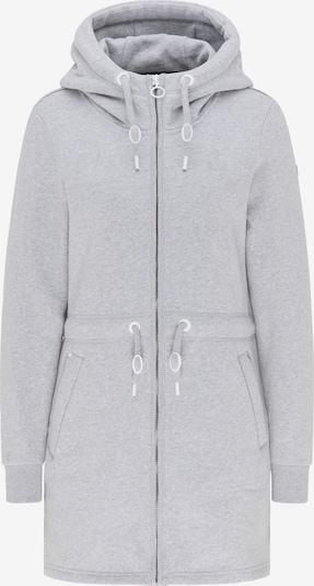 DreiMaster Maritim Sweatjacke in grau, Produktansicht