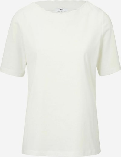 Peter Hahn Shirt in de kleur Natuurwit, Productweergave