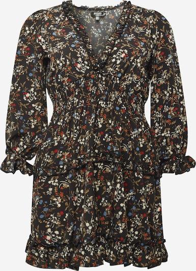 Missguided Plus Kleid in mischfarben / schwarz, Produktansicht