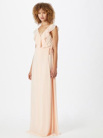 TFNC Maternity Kleid 'JANEAN' in nude, Modelansicht