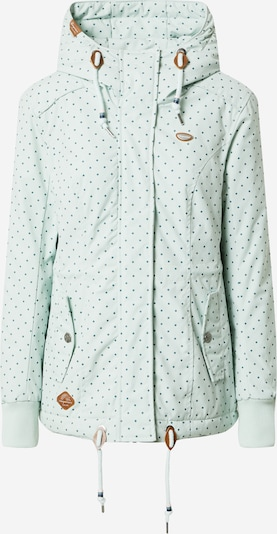 Ragwear Between-Season Jacket 'DANKA' in Petrol / Mint, Item view