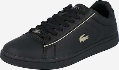 Sneaker low 'CARNABY' LACOSTE pe alb kitt / negru, Vizualizare produs