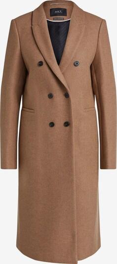 SET Mantel in braunmeliert, Produktansicht
