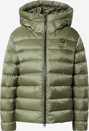 Blauer.USA Zimná bunda - žltá / zelená / čierna / strieborná, Produkt