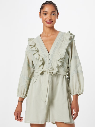 River Island Jumpsuit 'DARCY' in Olive, View model