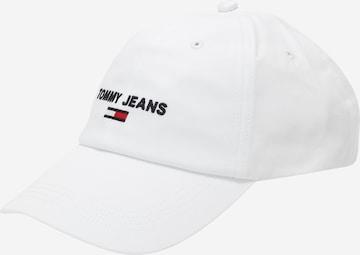 Casquette Tommy Jeans en blanc