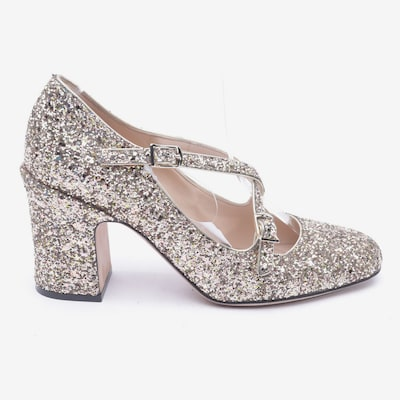 Dior High Heels & Pumps in 39 in Gold, Item view