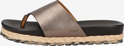 MAHONY Zehensteg in bronze, Produktansicht