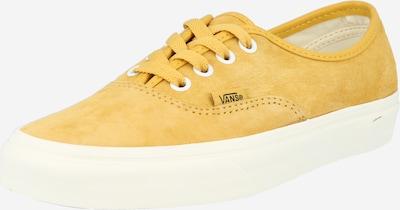 VANS Sneaker 'Authentic' in goldgelb, Produktansicht