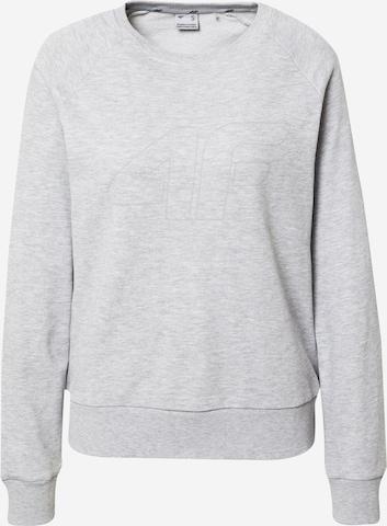 4F Μπλούζα φούτερ σε γκρι