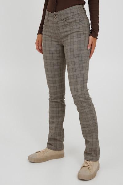 Fransa Pants 'FRCATERN' in Brown, View model
