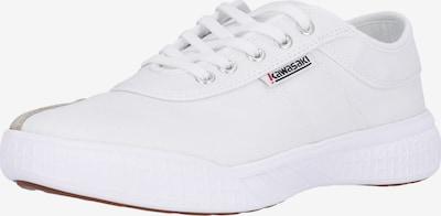 KAWASAKI Sneakers laag 'Leap' in de kleur Wit, Productweergave