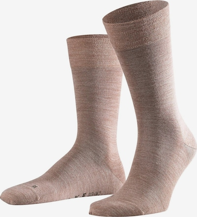 FALKE Socken in beige, Produktansicht