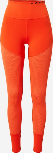 ADIDAS PERFORMANCE Pantalon de sport en orange, Vue avec produit