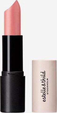 estelle & thild Lipstick in Pink