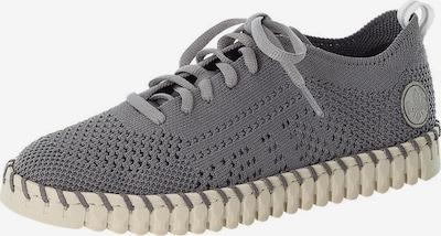 RIEKER Låg sneaker i grå, Produktvy