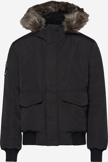 Superdry Jacke 'EVEREST BOMBER' in schwarz, Produktansicht
